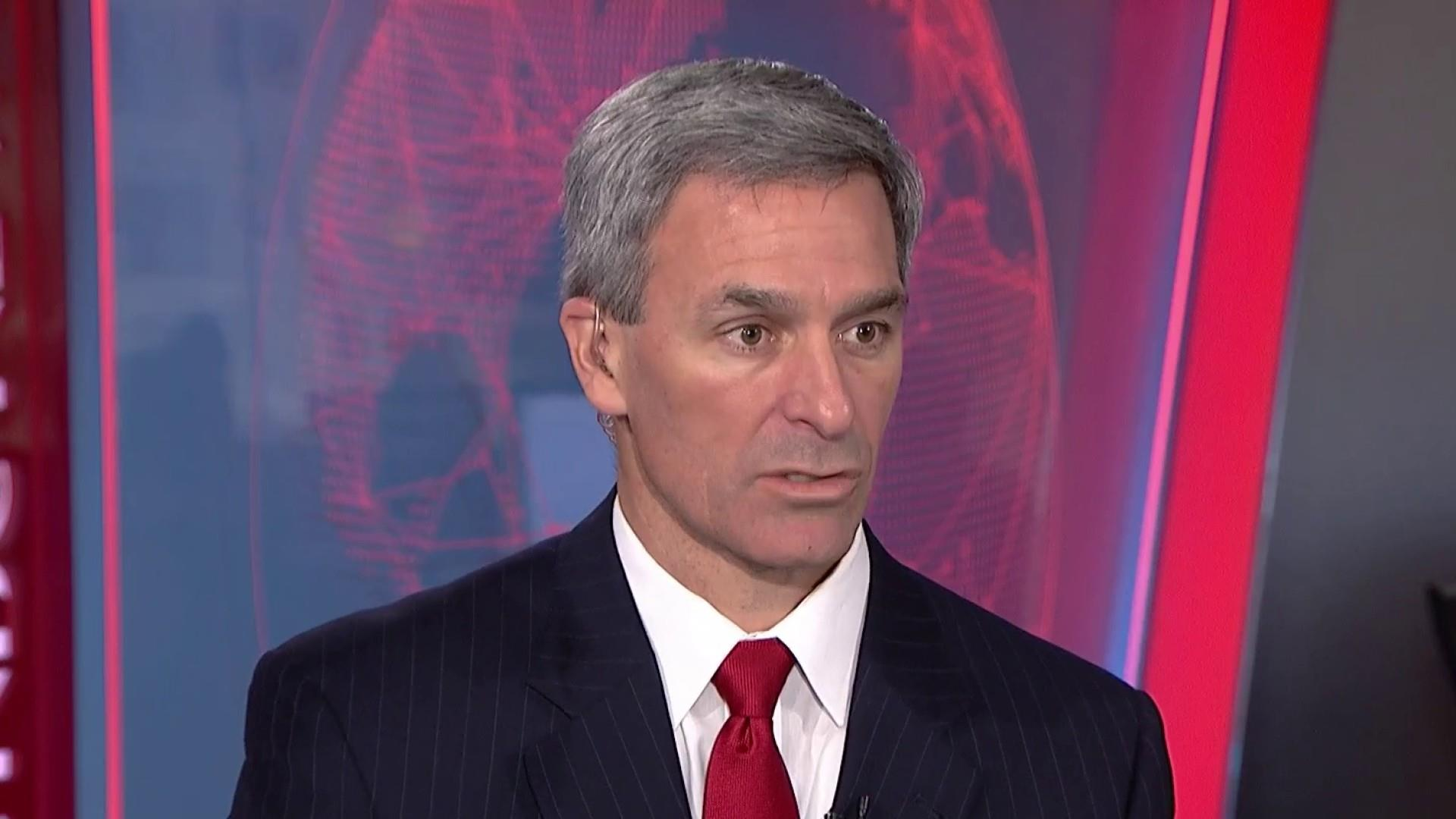 Acting USCIS director Ken Cuccinelli on 'Remain in Mexico' policy