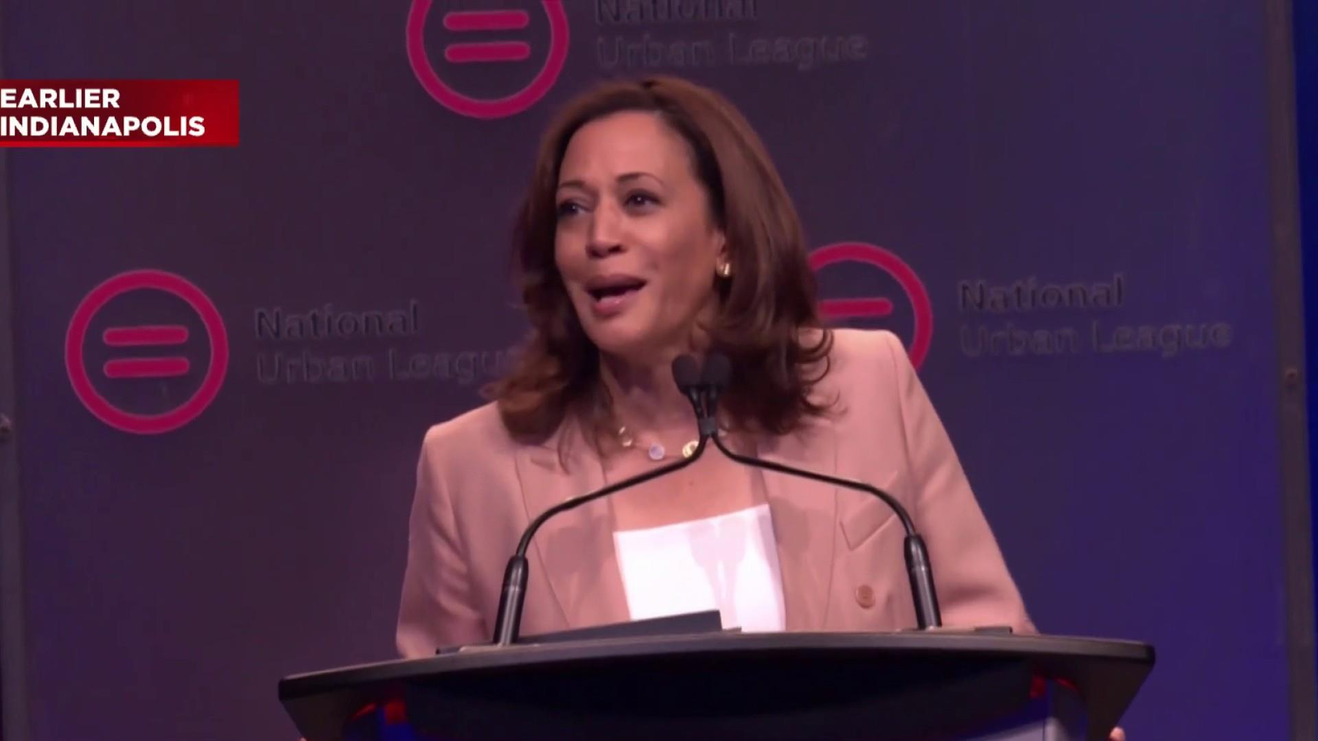 Kamala Harris unveils plan to invest in historically black colleges and black entrepreneurship