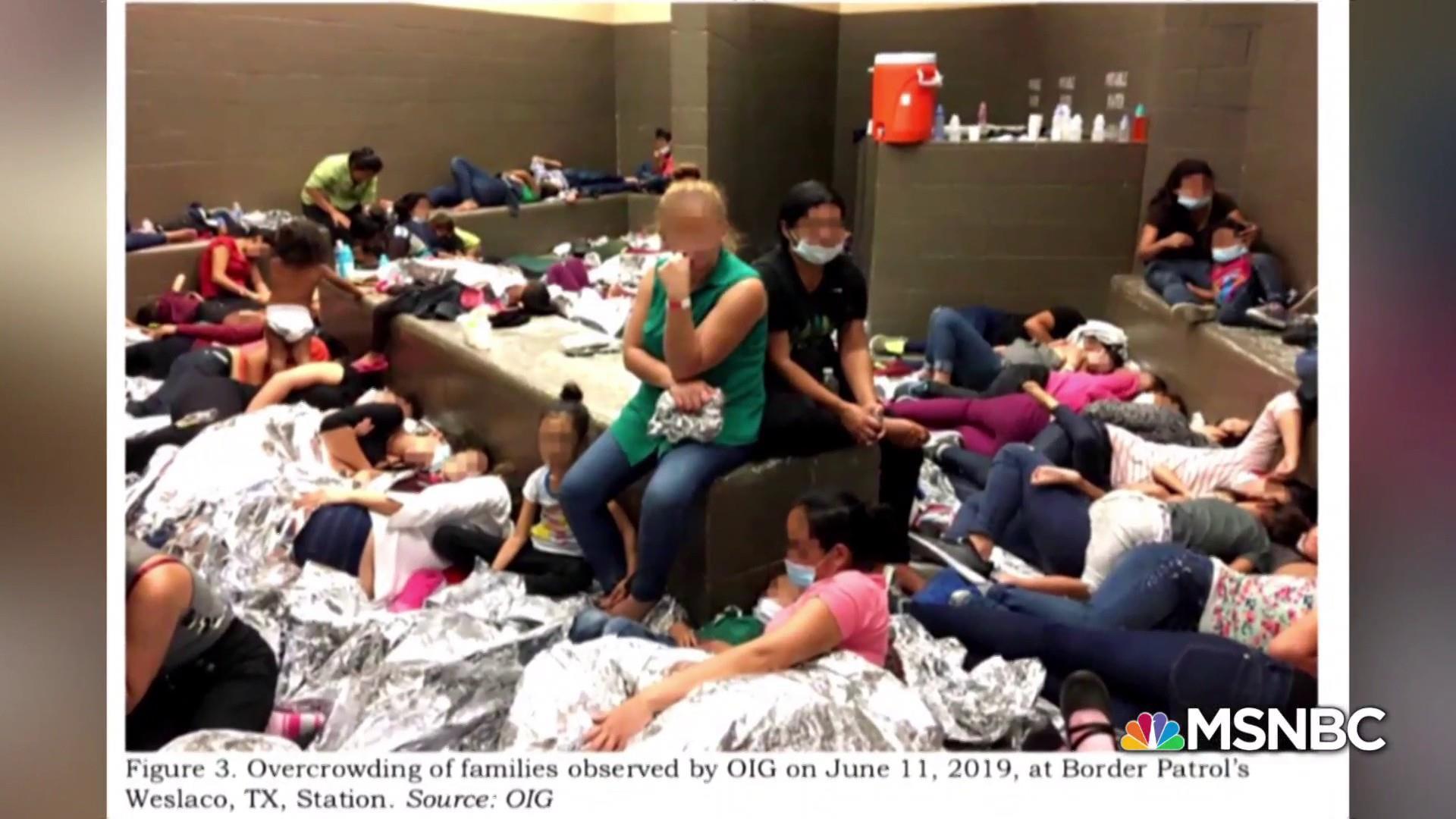 The humanitarian crisis at the U.S. - Mexico border continues