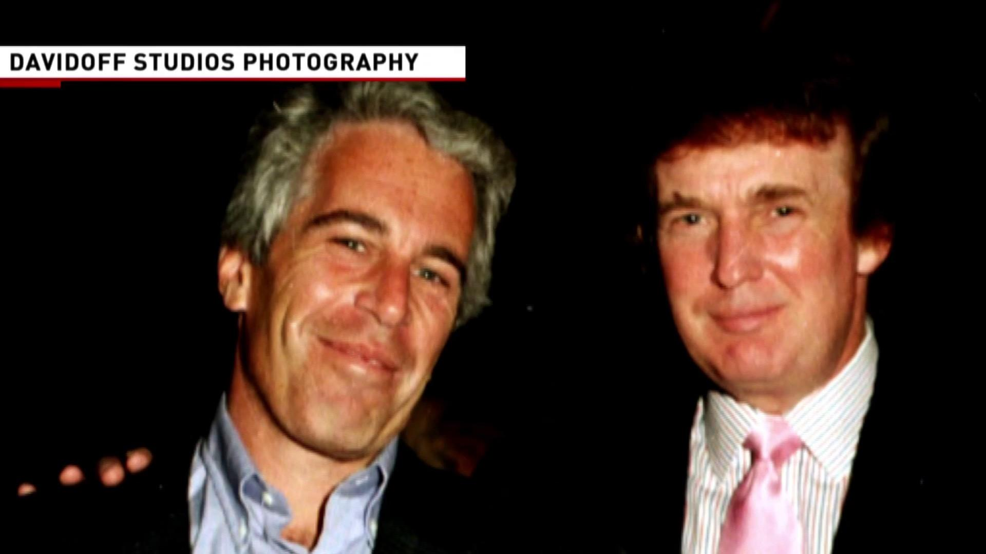 Trump acquaintance Jeffrey Epstein charged with sex trafficking of minors