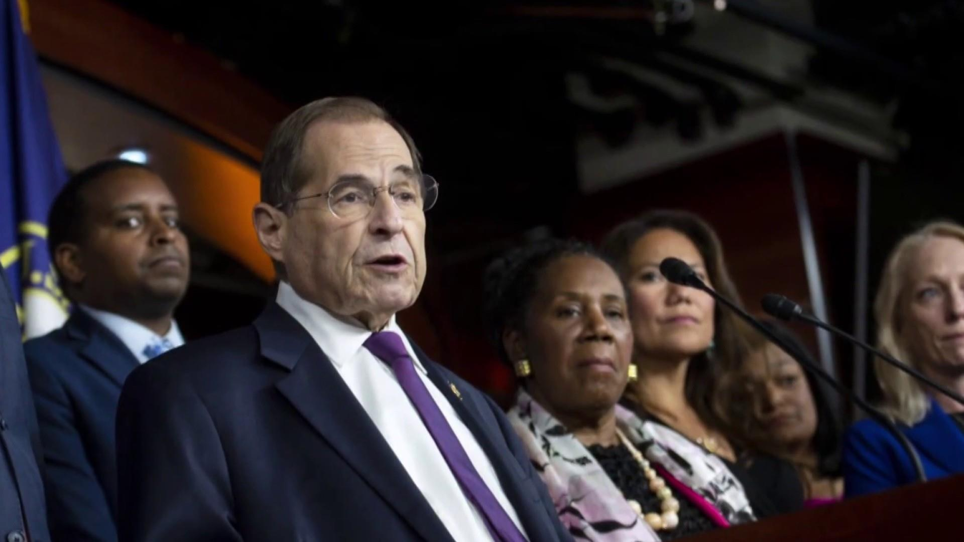 Rep. Nadler suggests his committee is already conducting an impeachment inquiry