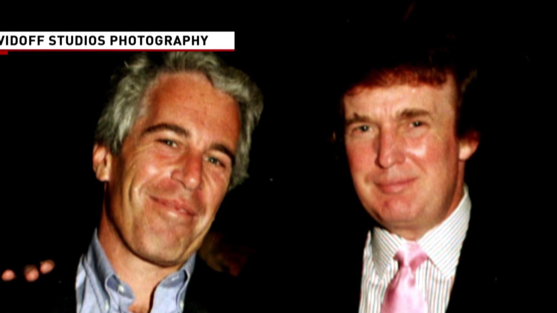 New report: Trump and Epstein hosted party with 28 girls in 1992