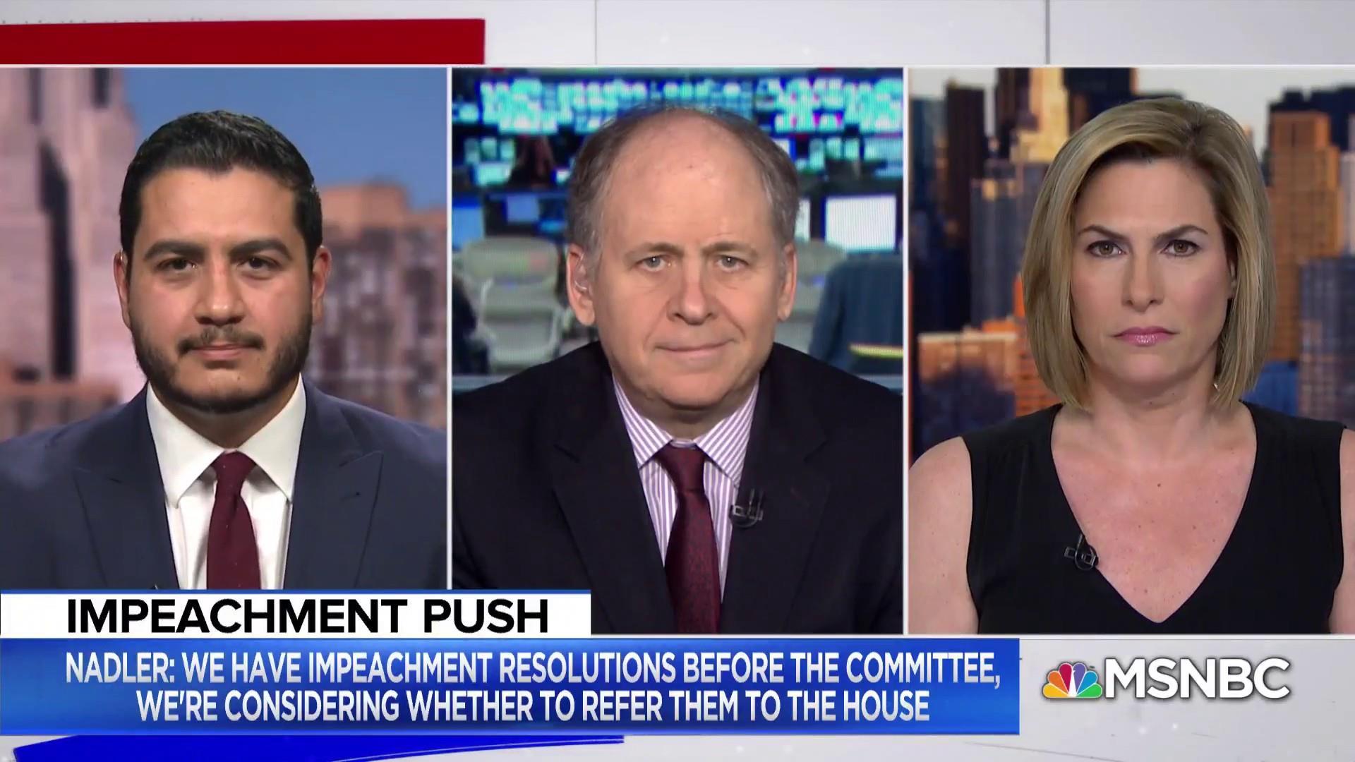 Recess looms over Dems' impeachment investigation