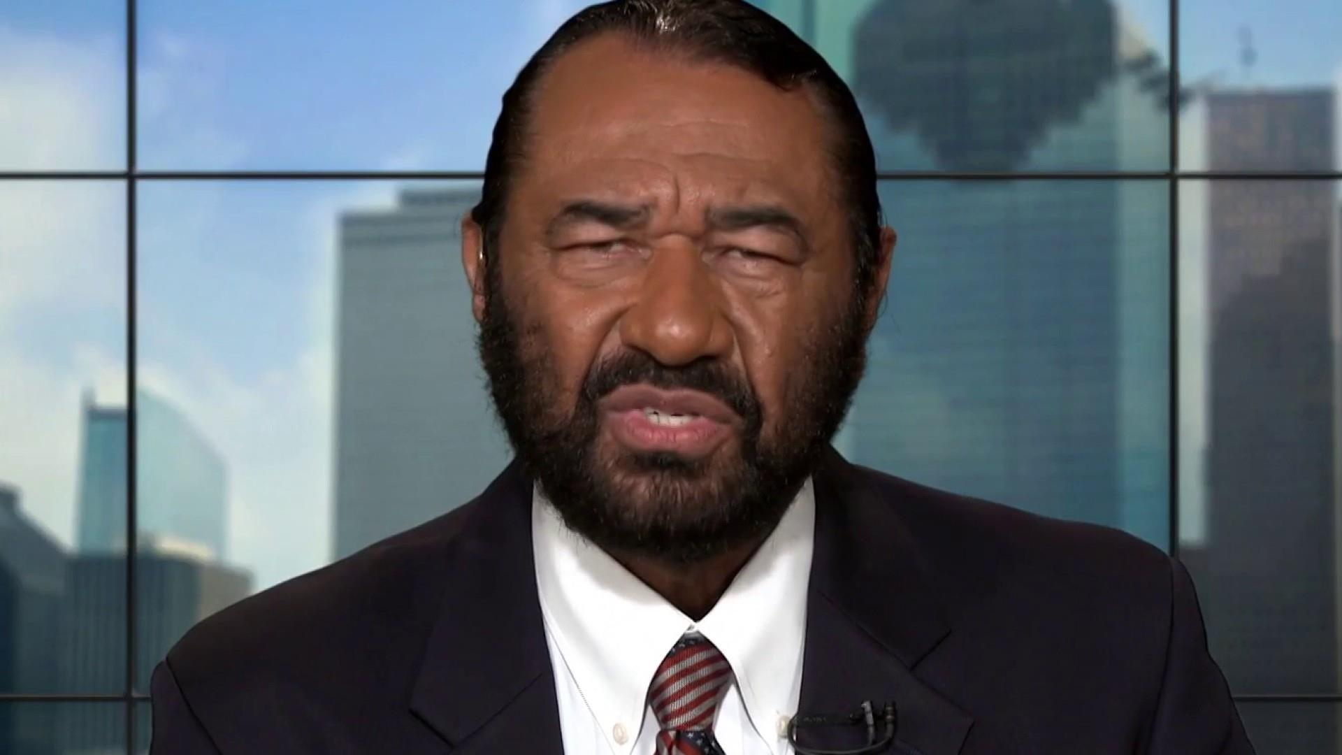 Rep. Al Green: I know what 'send them back' means. It's been said to me.
