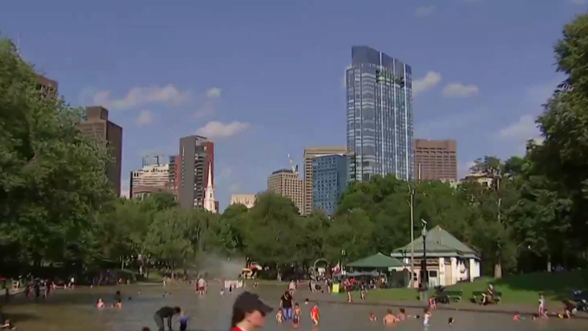 Heat wave impacting millions across U.S.