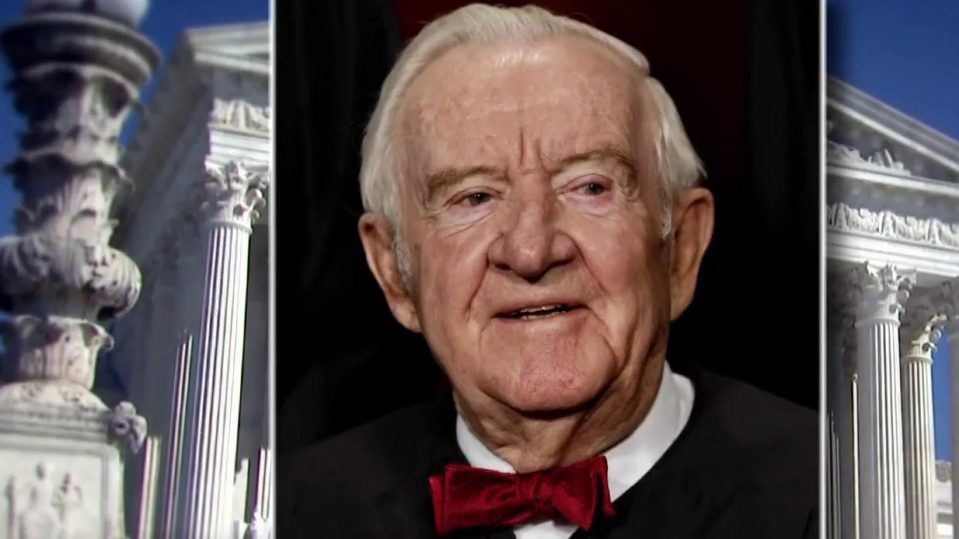 Former Supreme Court Justice John Paul Stevens dead at 99