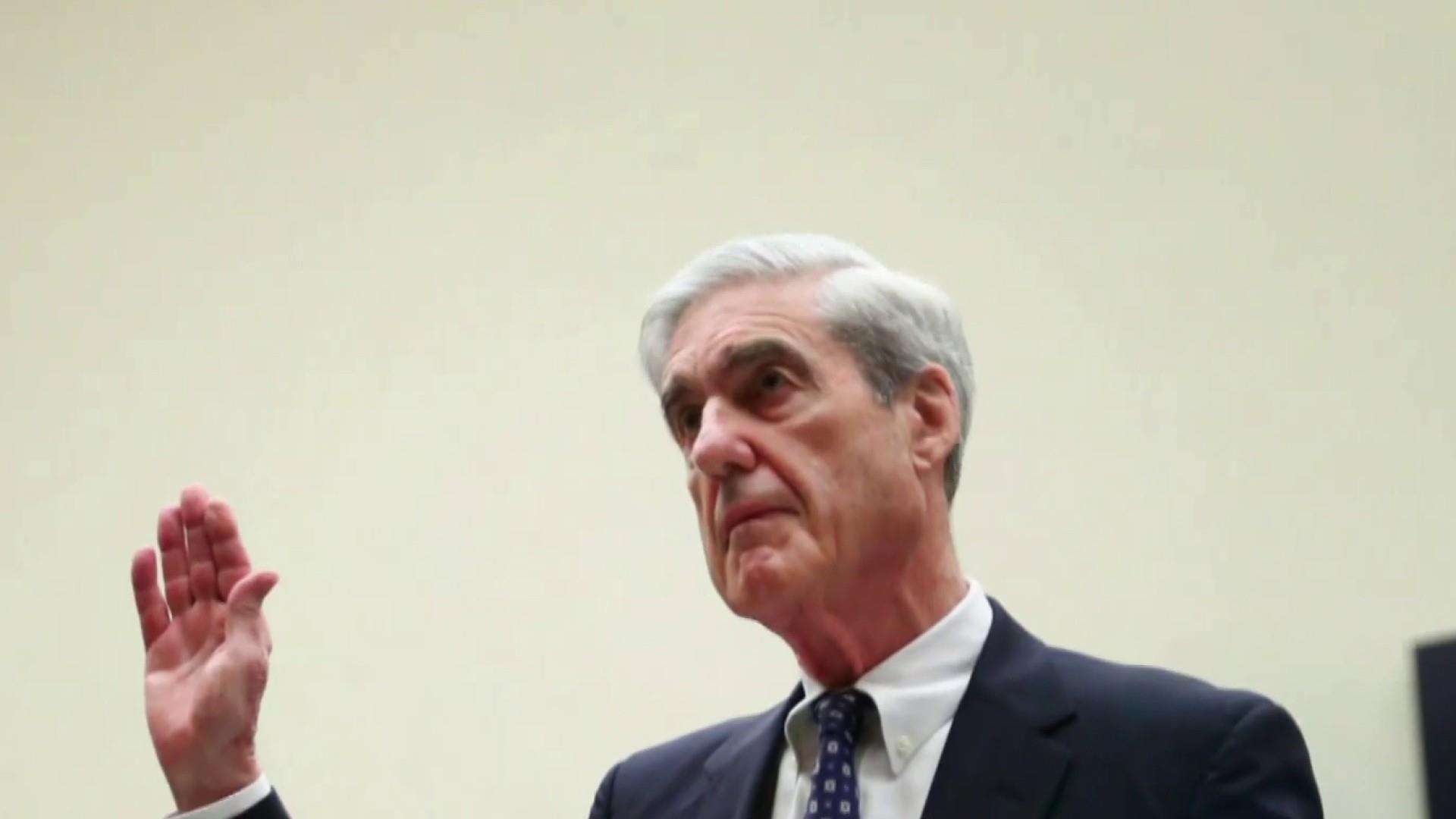 Here are the key moments from Mueller's testimony
