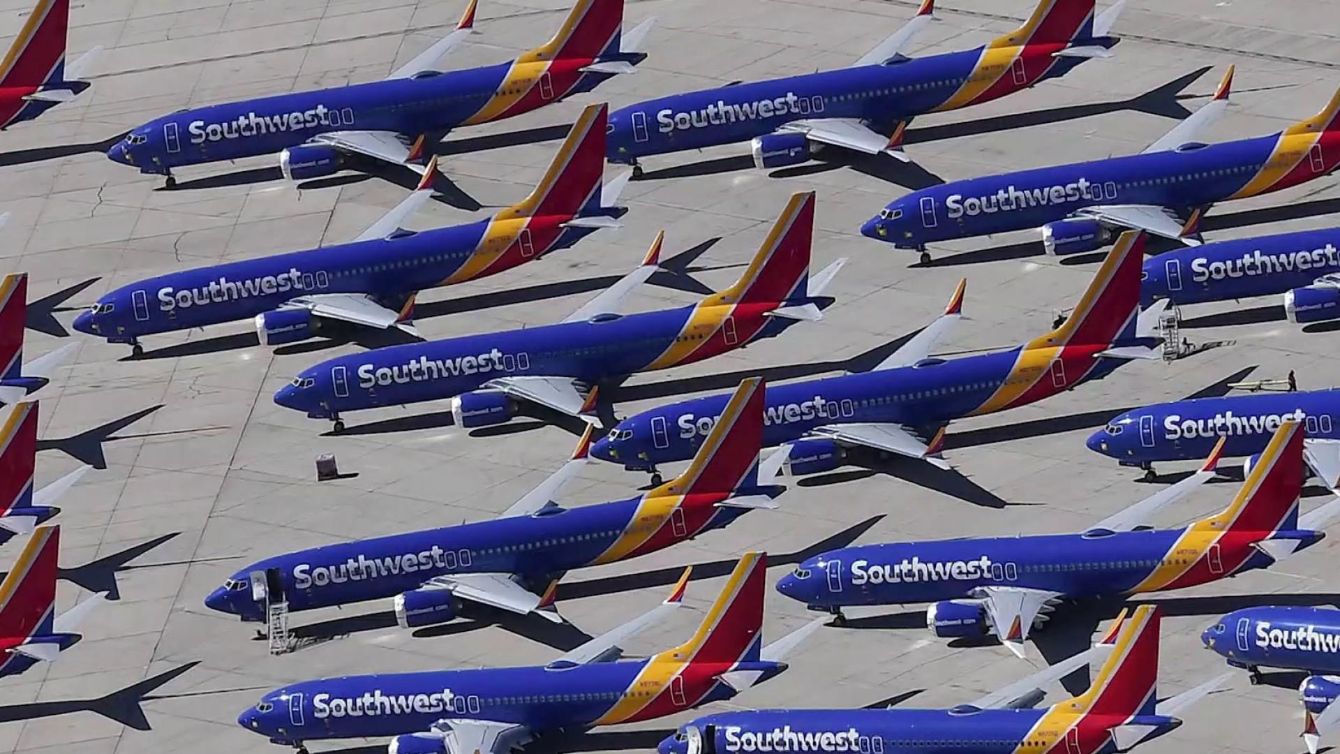 Boeing takes $4.9 billion hit over 737 Max grounding