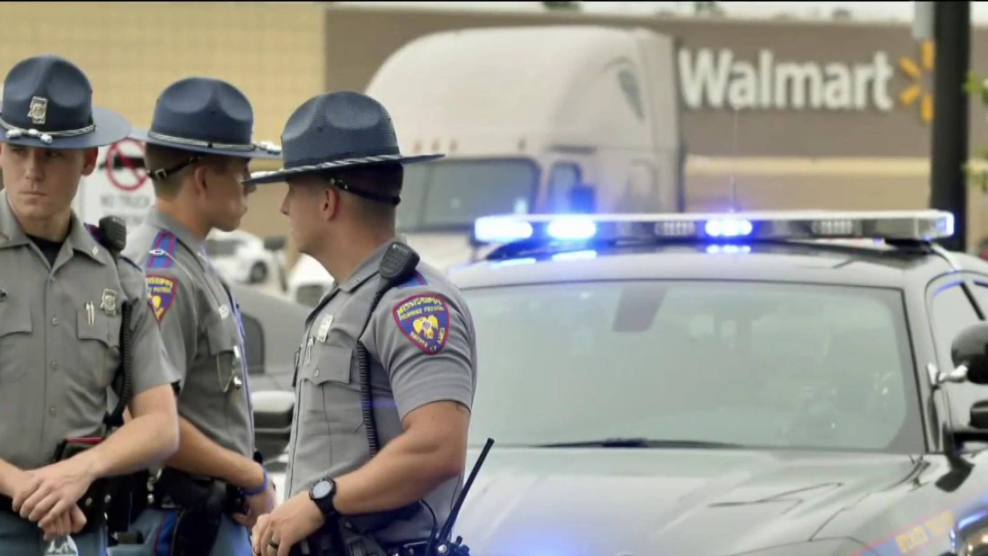 """Used Ex Police 2"""" Belt Keeper 1232."""