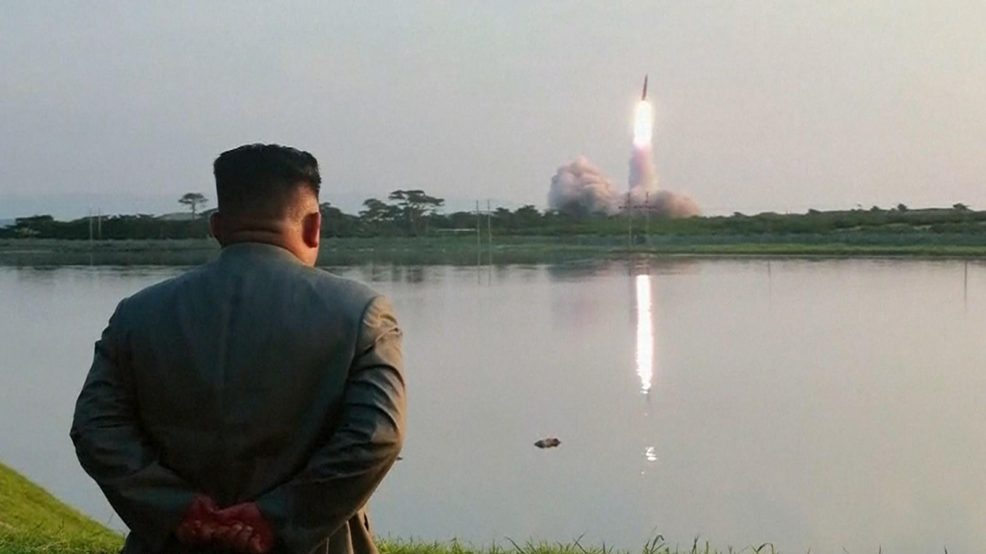 North Korea fired 2 short-range ballistic missiles in latest launch, South Korean official says