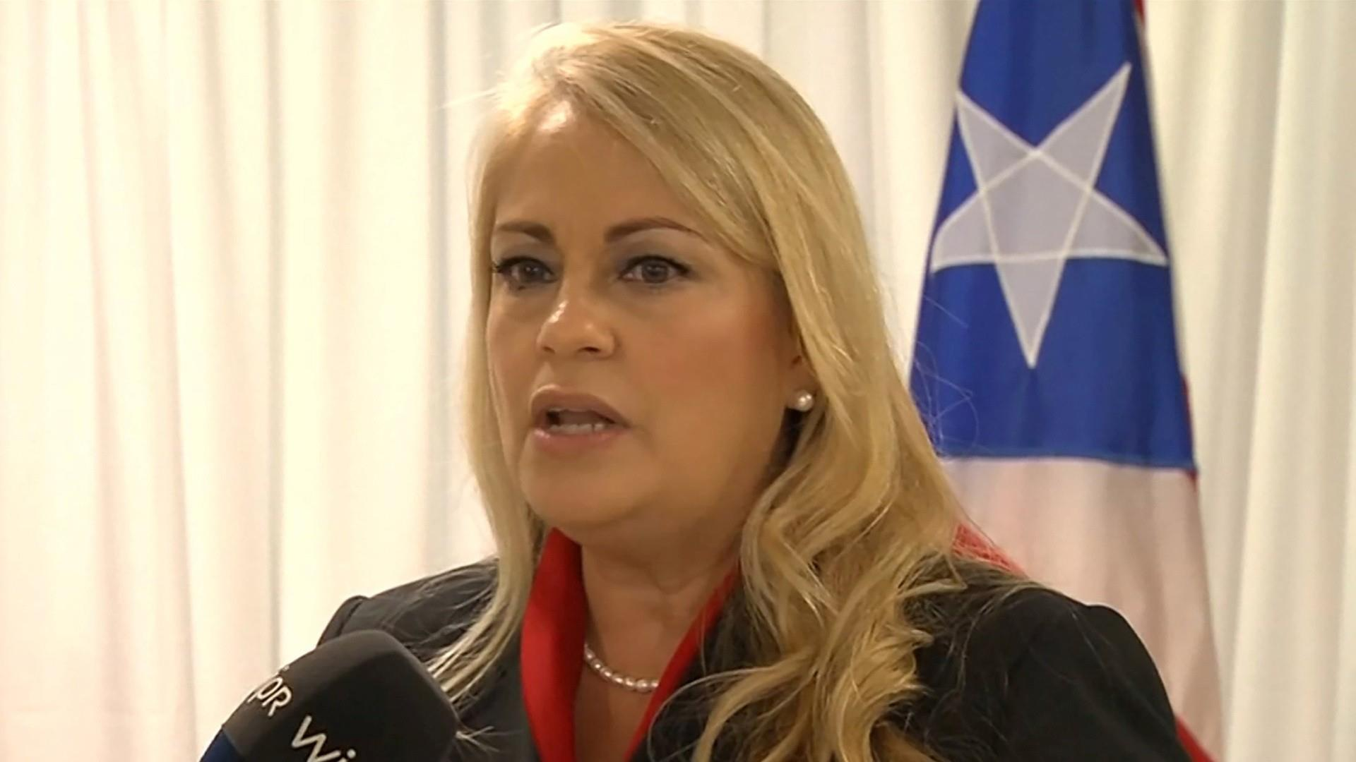 Official who was set to replace Puerto Rican governor refuses the job