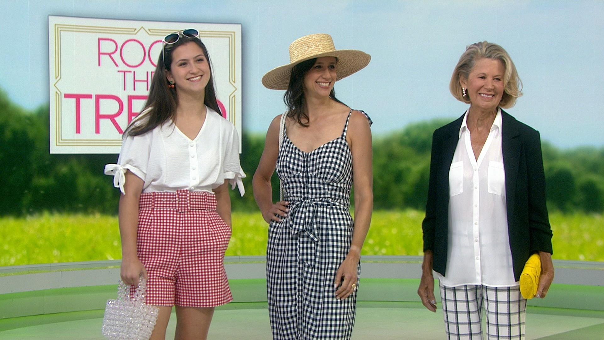 Summer fashion 2019: Wear 3 hot trends at any age