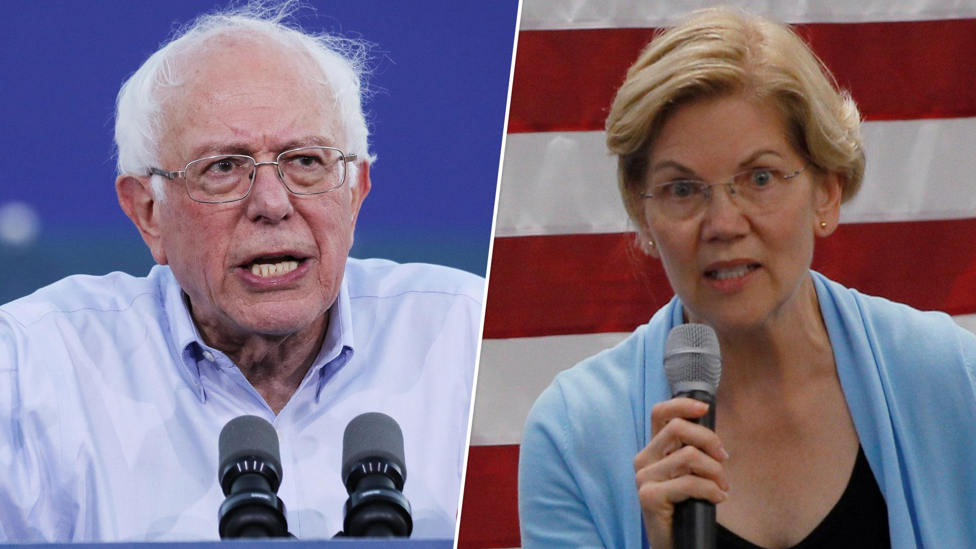 Sanders and Warren: How will they interact on the debate stage?