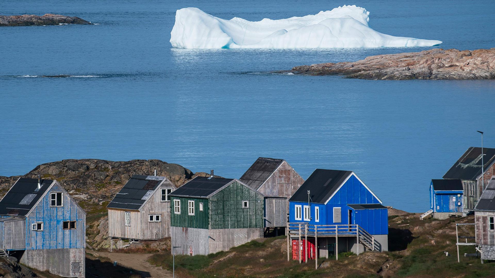 Greenlanders mock reports that Trump wants to buy Greenland