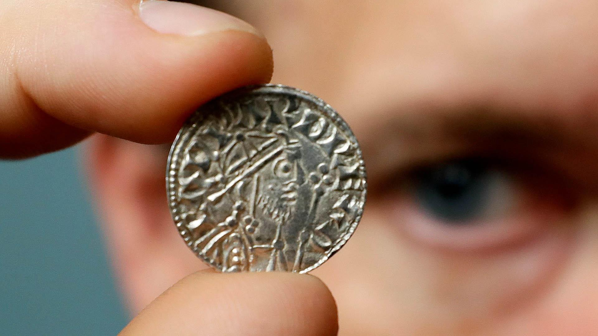 Hoard of silver coins dating back to 1066 English battle could spell riches
