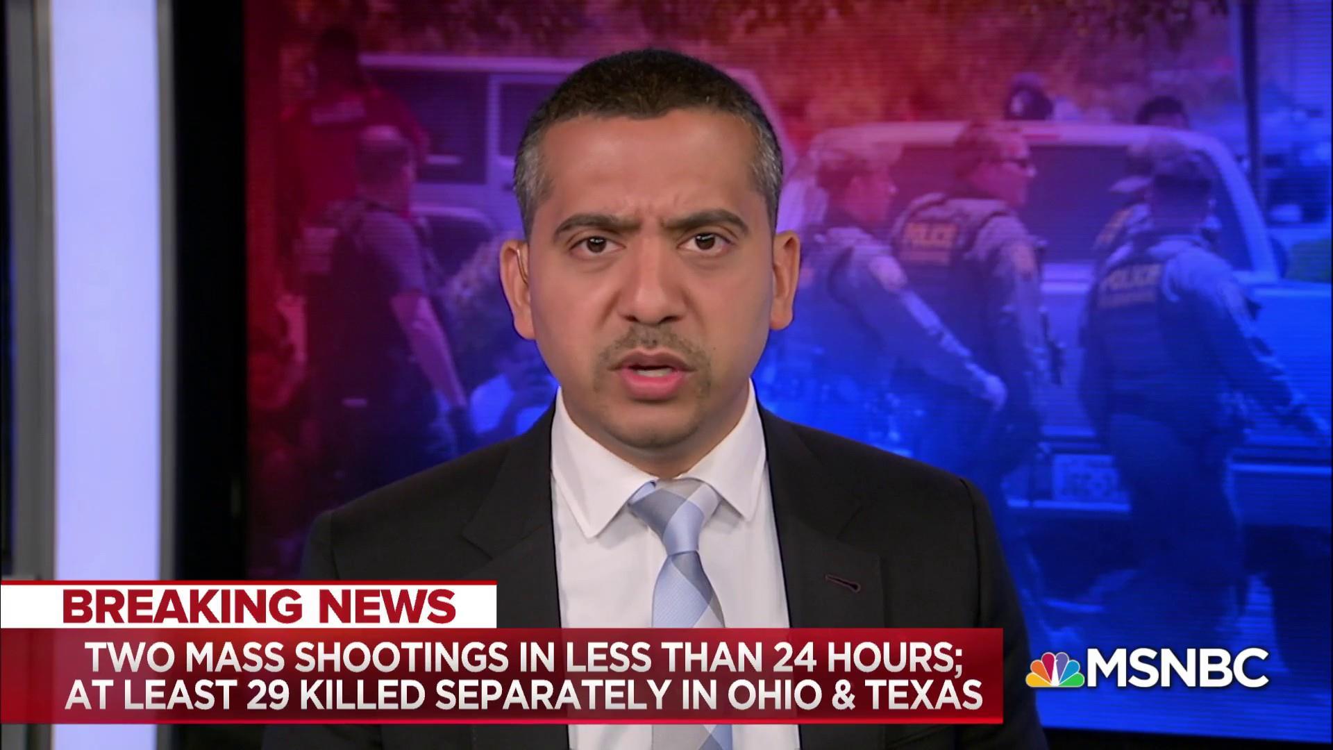 Mehdi Hasan: Hate speech is a Trump problem, not a societal problem