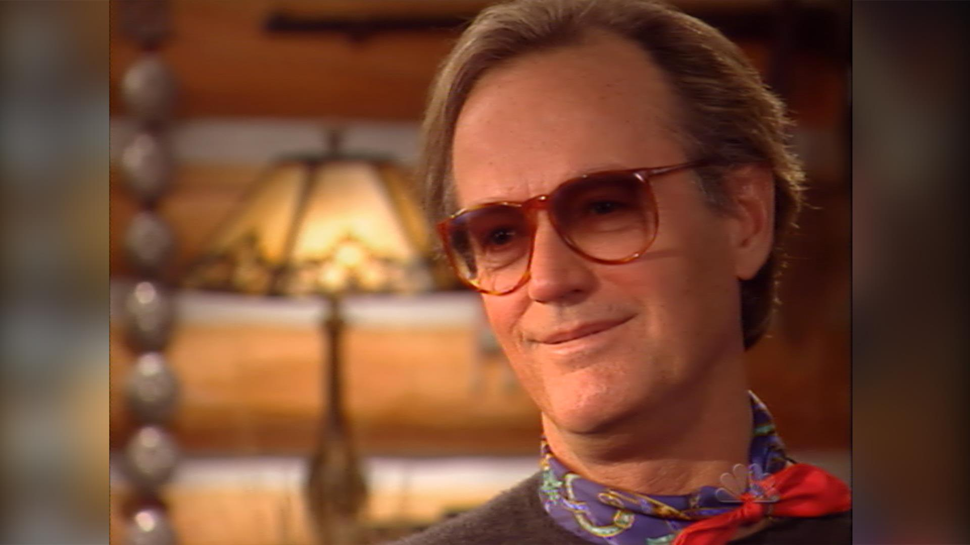 Peter Fonda's 1997 interview with NBC's Stone Phillips
