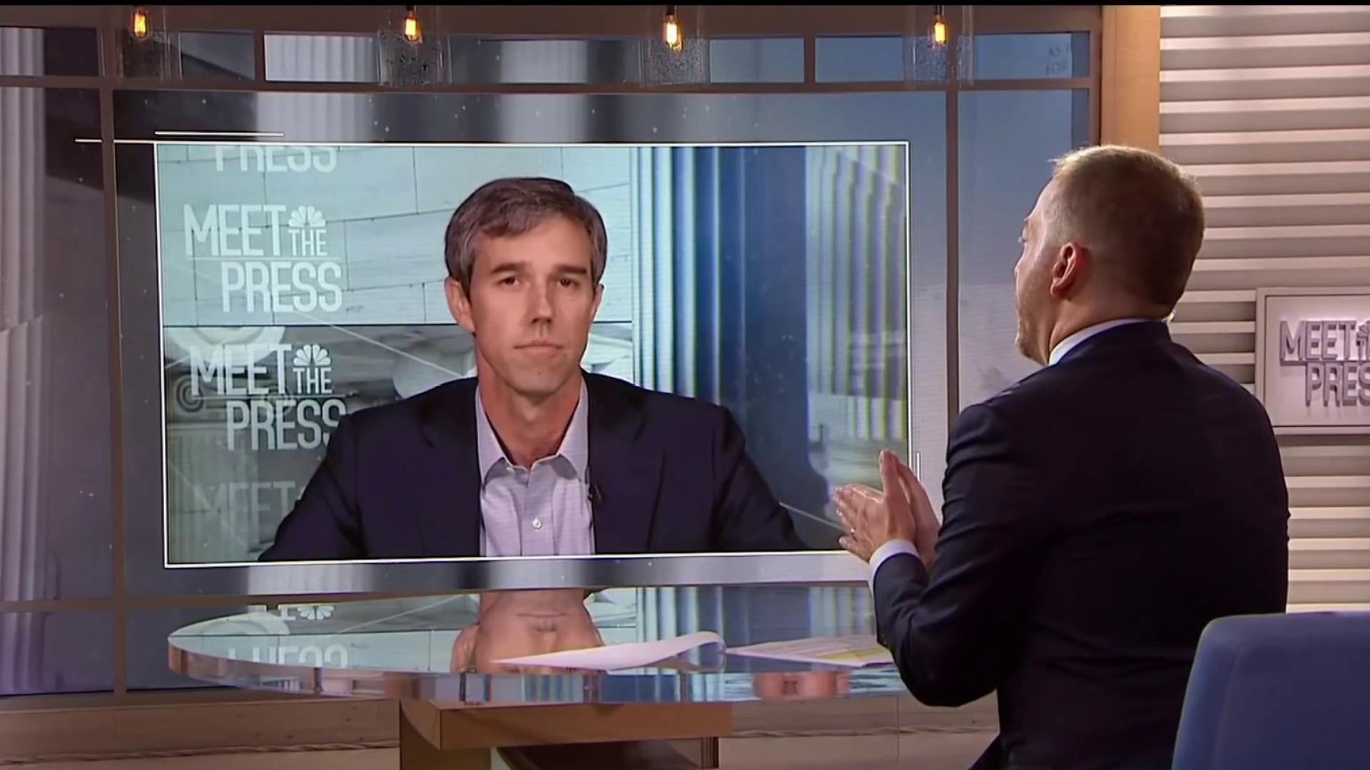 Full O'Rourke: Wasn't until El Paso that 'I understood the consequence and cost of Donald Trump.'
