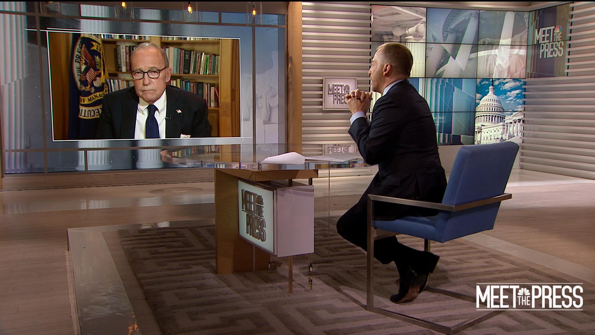 Full Kudlow: 'I sure don't see a recession'
