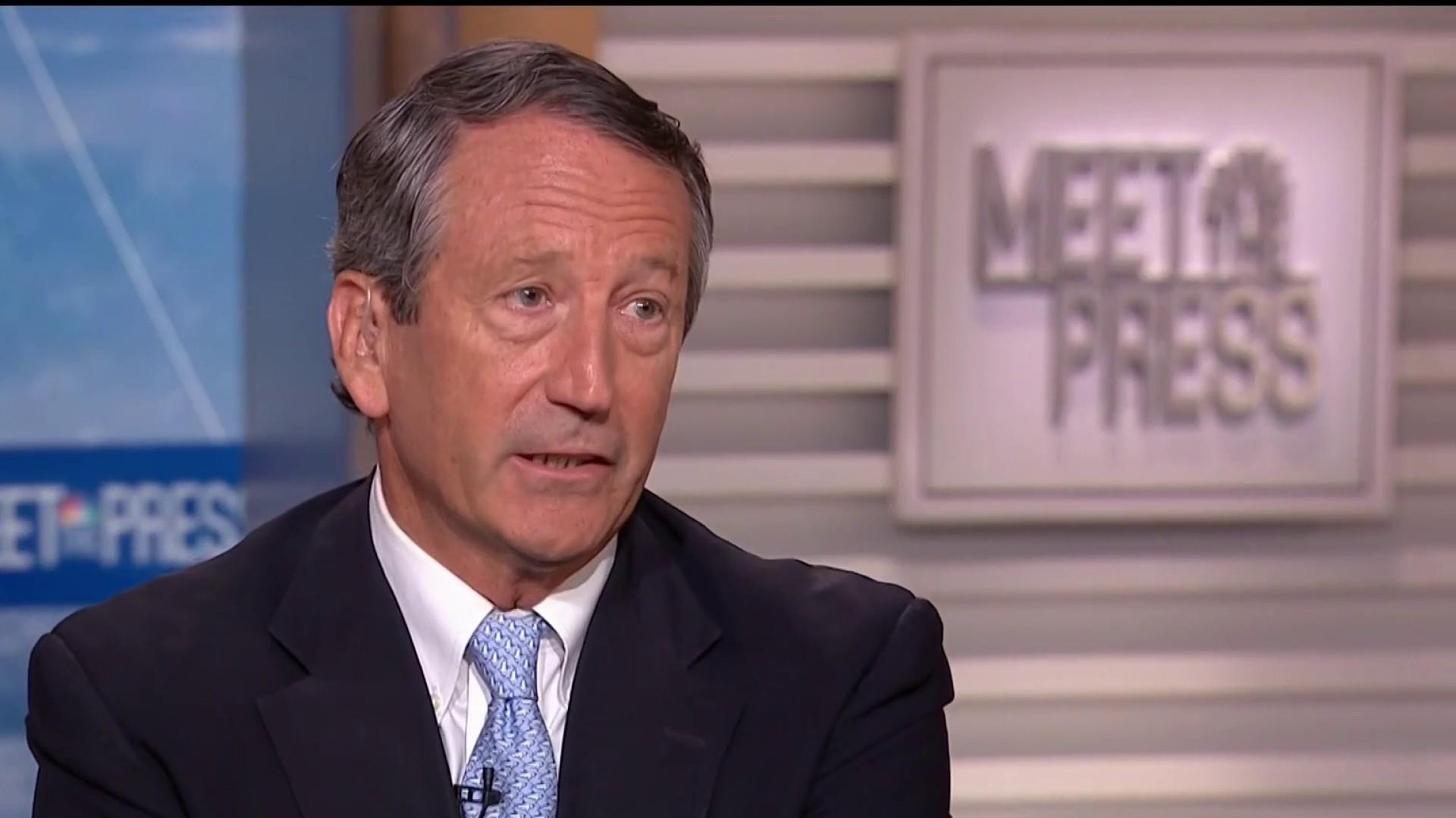 Full Sanford: Talk of presidential challenge began the day I lost my primary