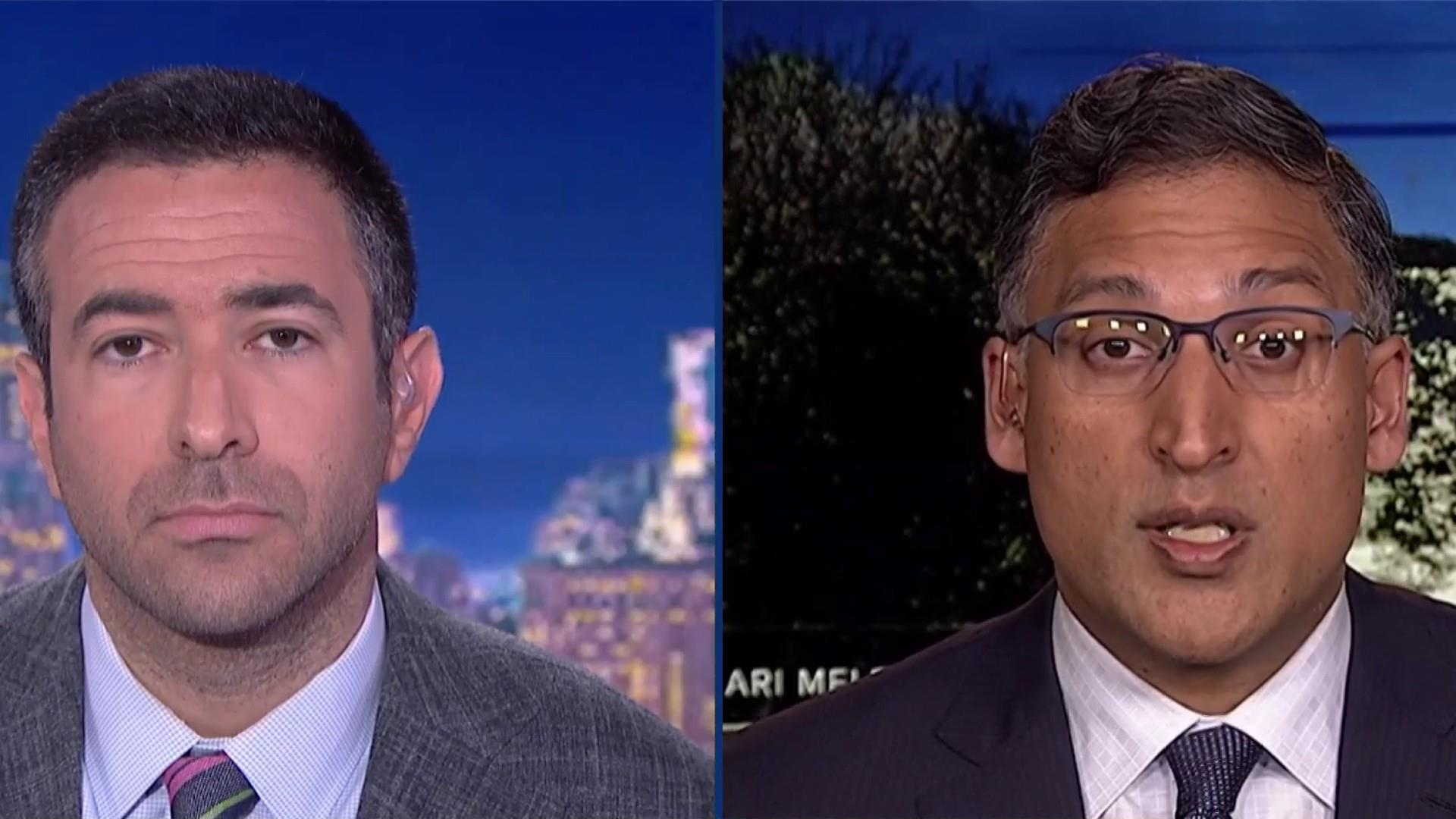 Former Obama Official condemns Trump for 'tyrant' decision
