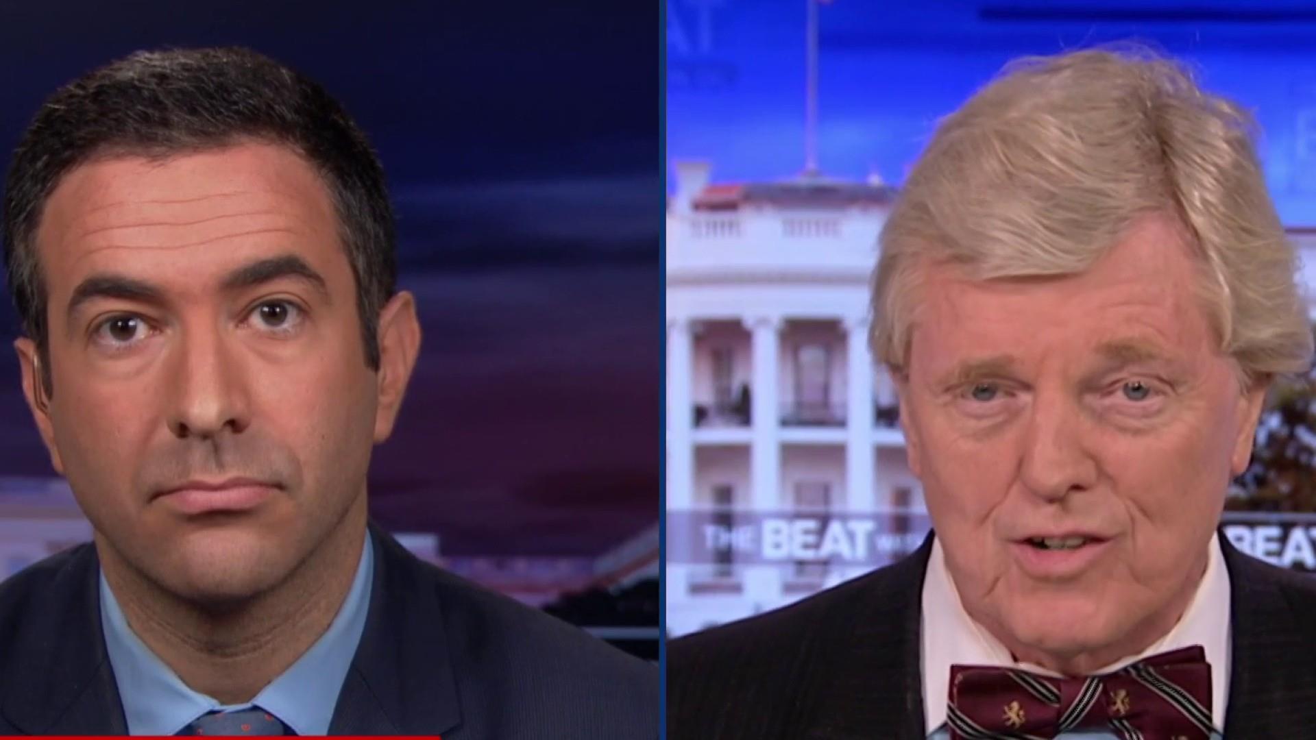 Prosecutor says Congress can jail Trump aids to make them talk