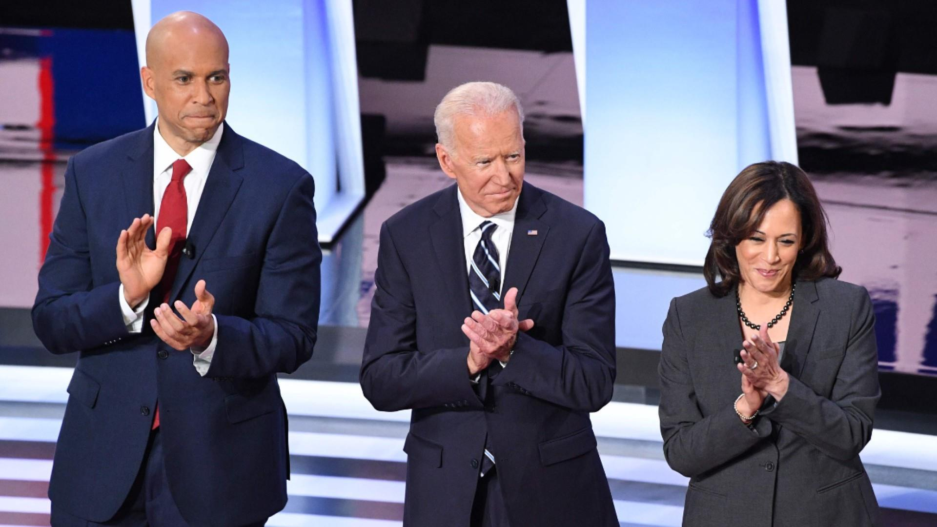 Democrats hit Biden repeatedly in contentious second night of debate
