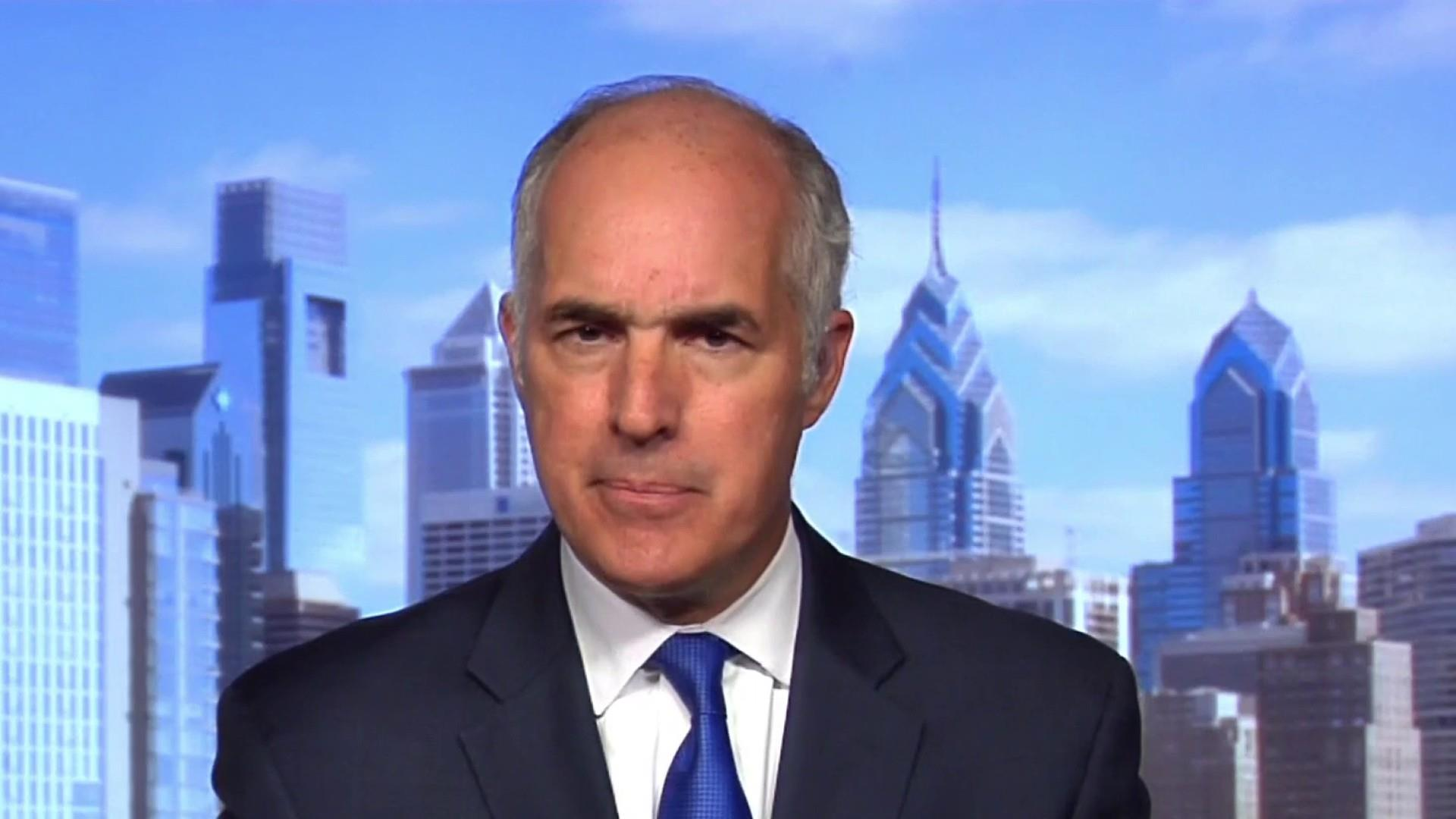 Sen. Casey to McConnell: Let's 'just start voting' on gun reform