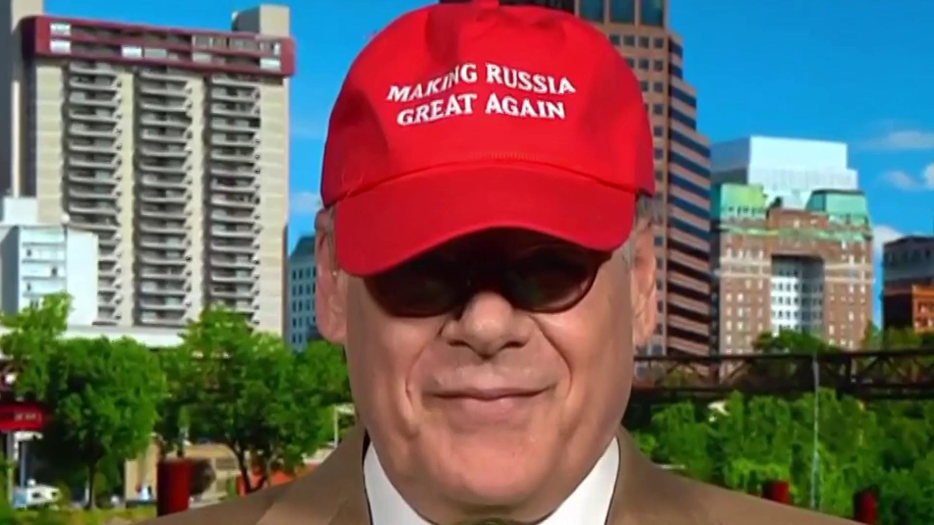 Rep. Cohen: Trump 'transparent' in a bad way