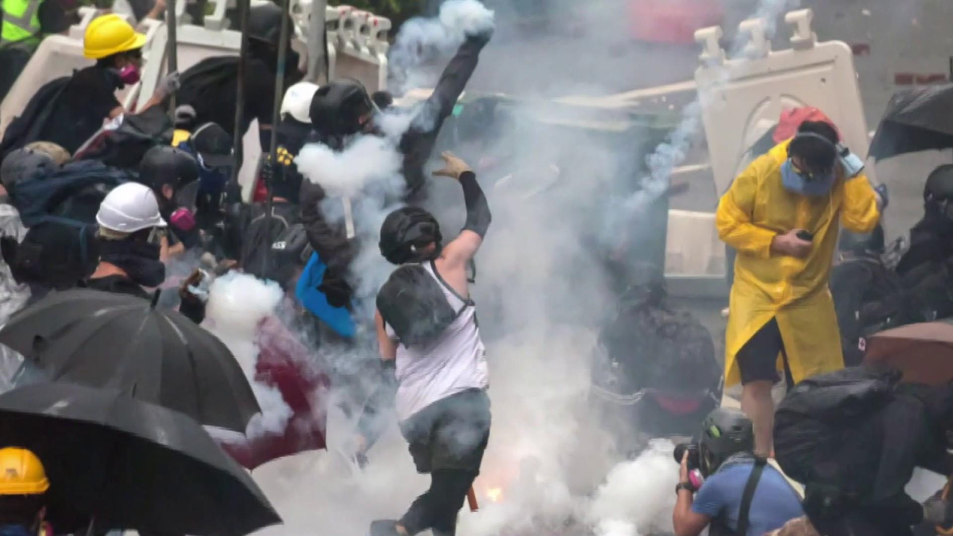 Pro-democracy protests to continue in Hong Kong for 13th straight weekend