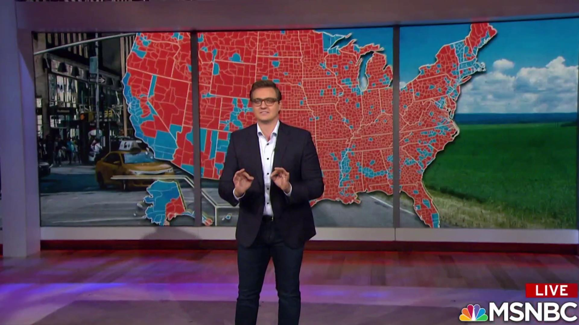Chris Hayes: We should run the presidential election the way we run EVERY other election