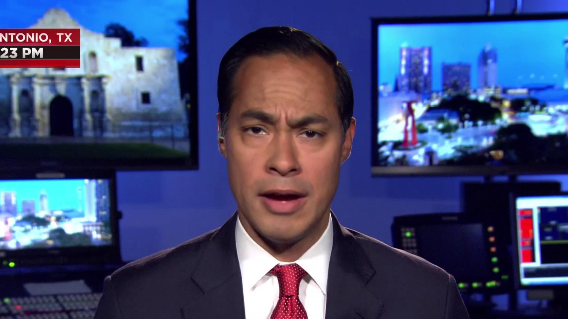 Julián Castro on the new Trump rule that would penalize legal immigrants for needing benefits