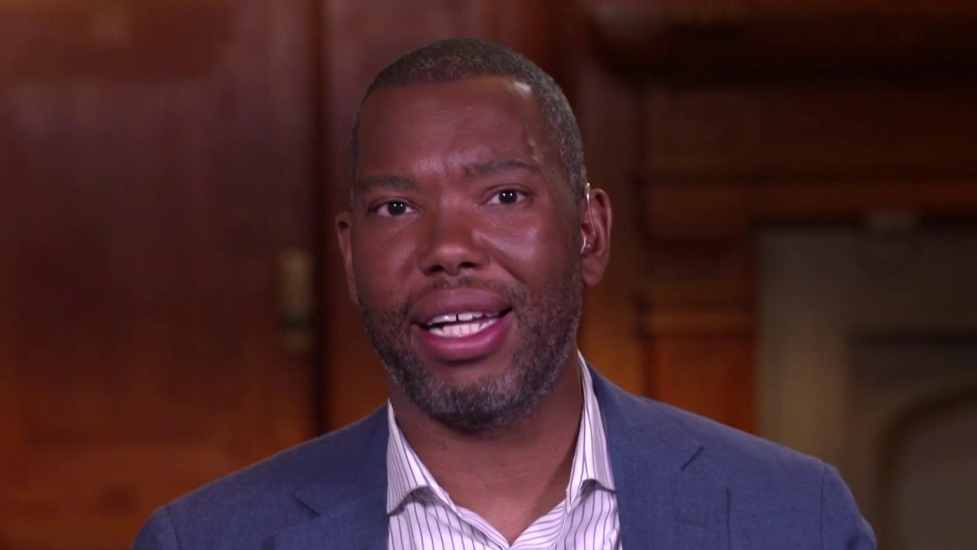 Ta-Nehisi Coates defends his hometown of Baltimore