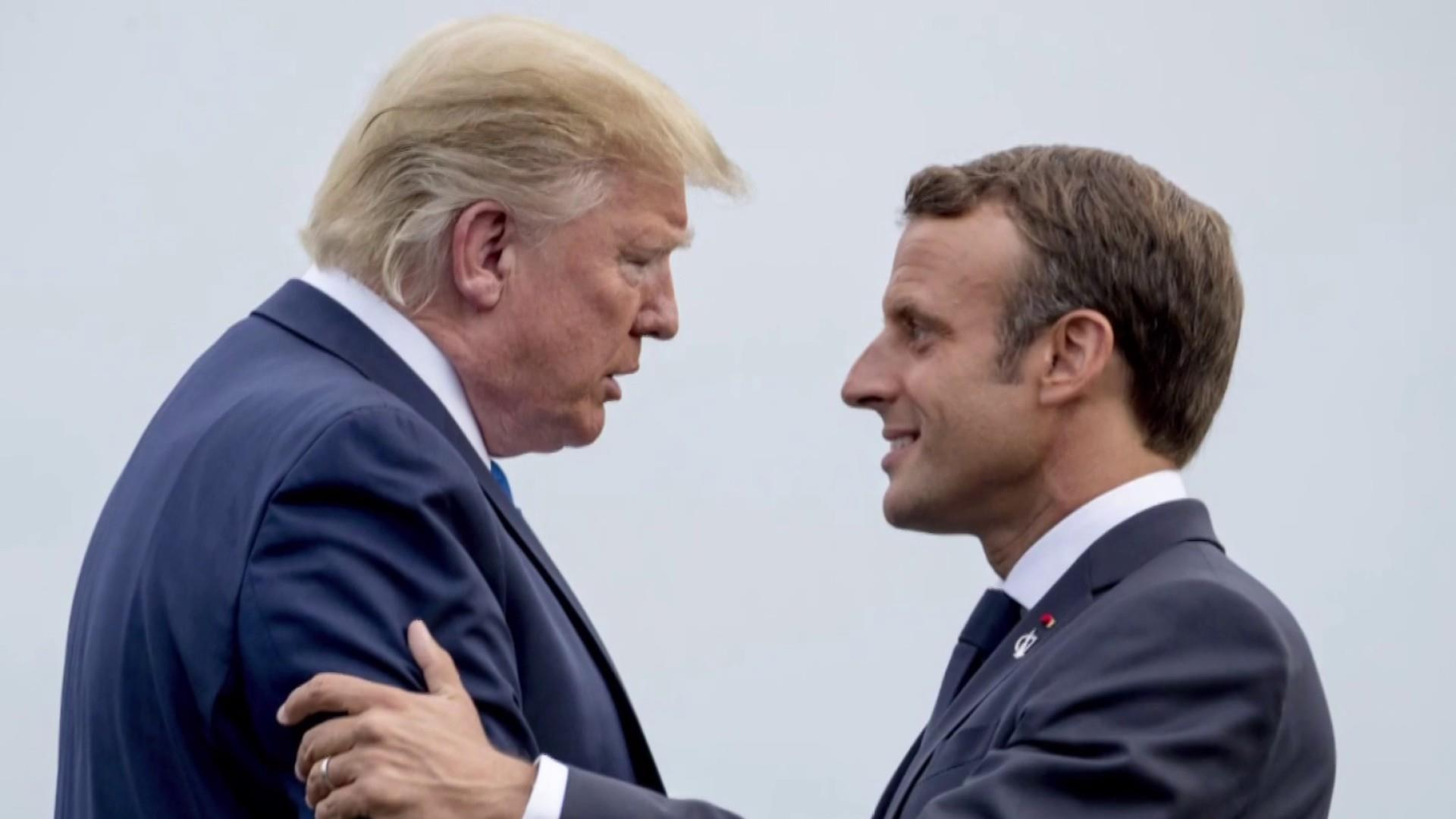 New World Disorder: Trump Sparks Confusion at G7 in France