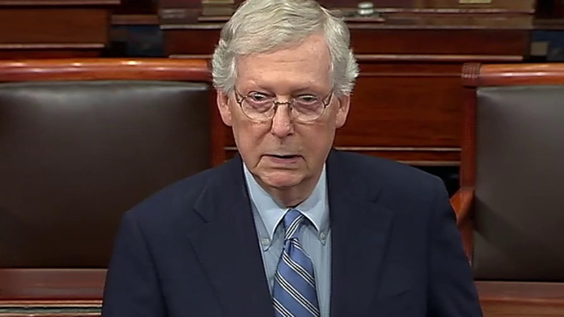 McConnell mocked by 'Moscow Mitch' jab as new allegations surface