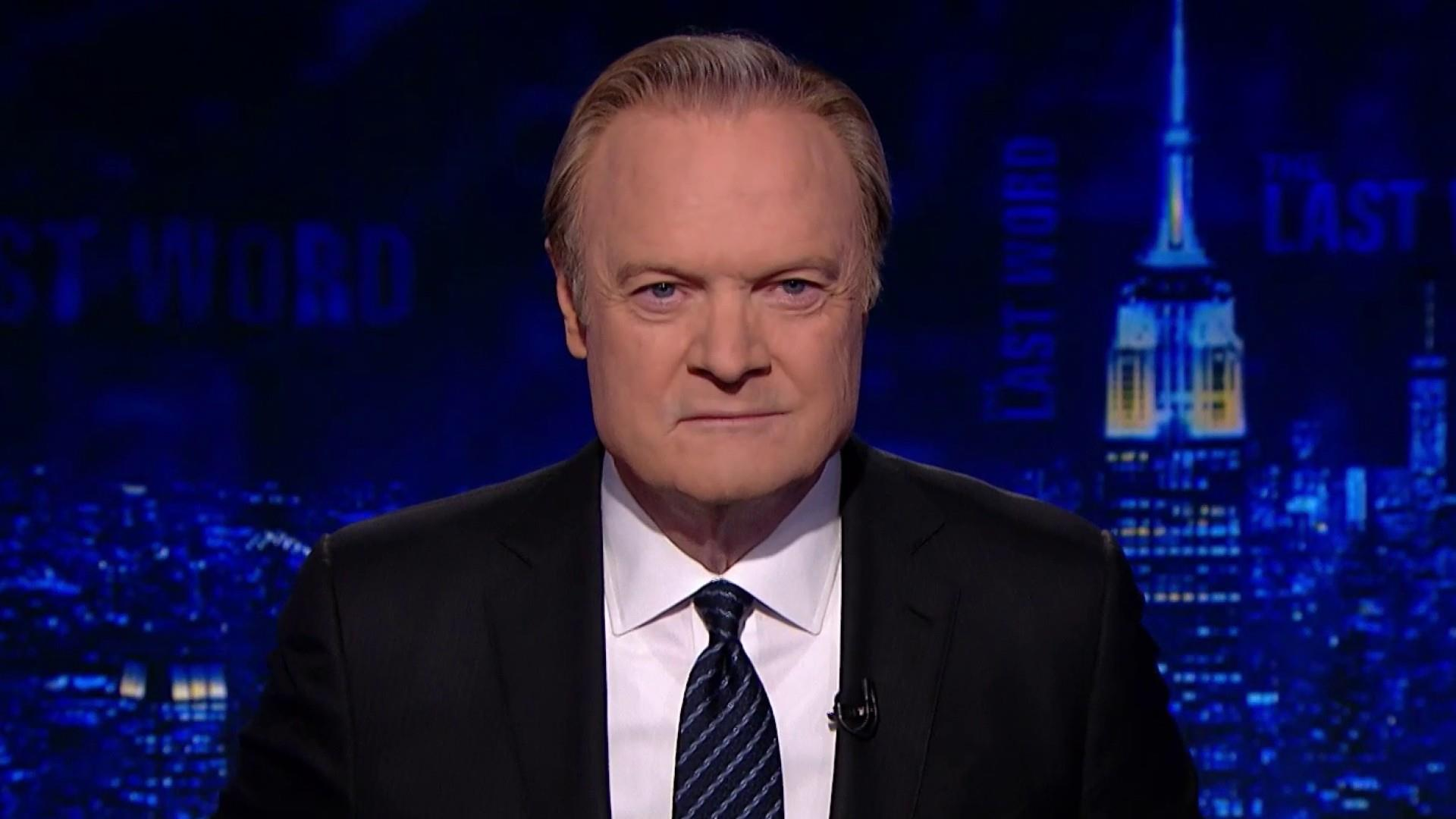 Lawrence:  Scaramucci is a proven fraud and liar