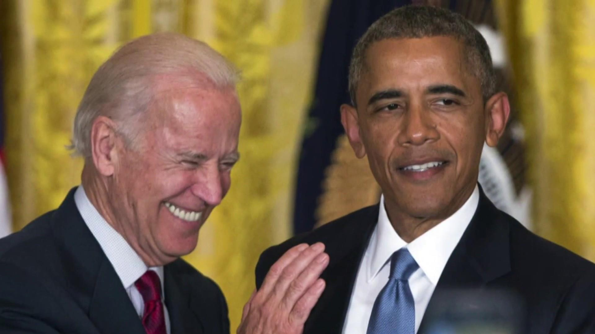 Obama legacy takes friendly fire in debate attacks on Joe Biden