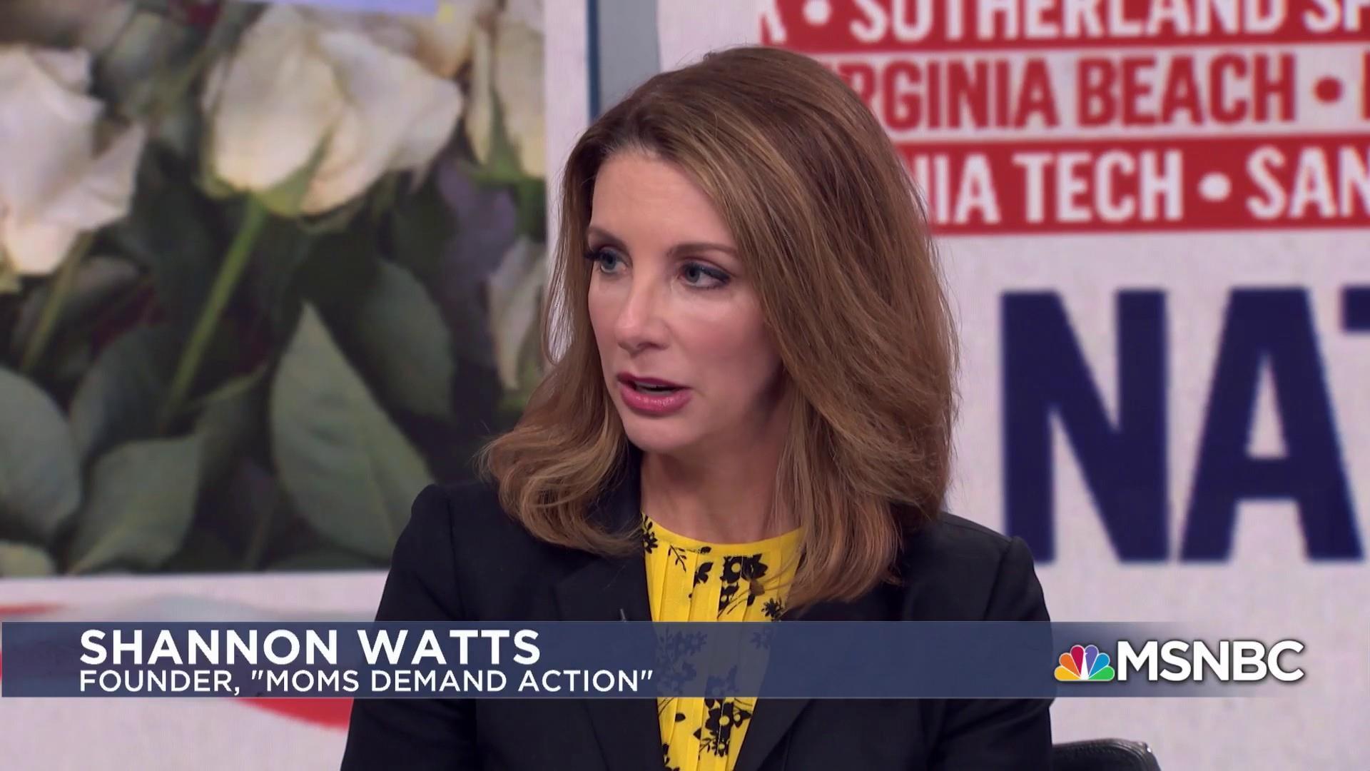 Political movement grows against inert, NRA-beholden legislators