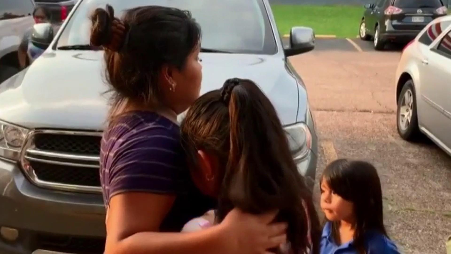 Community reeling after massive ICE raid