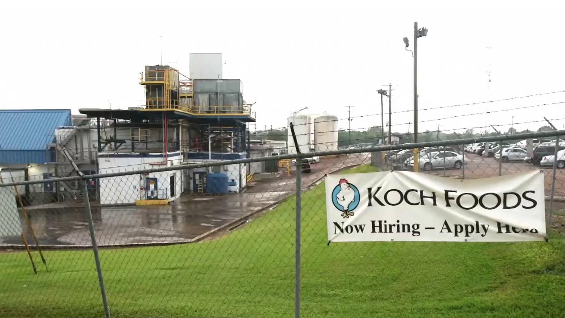 Koch Foods holds job fair following immigration raid of Mississippi plants
