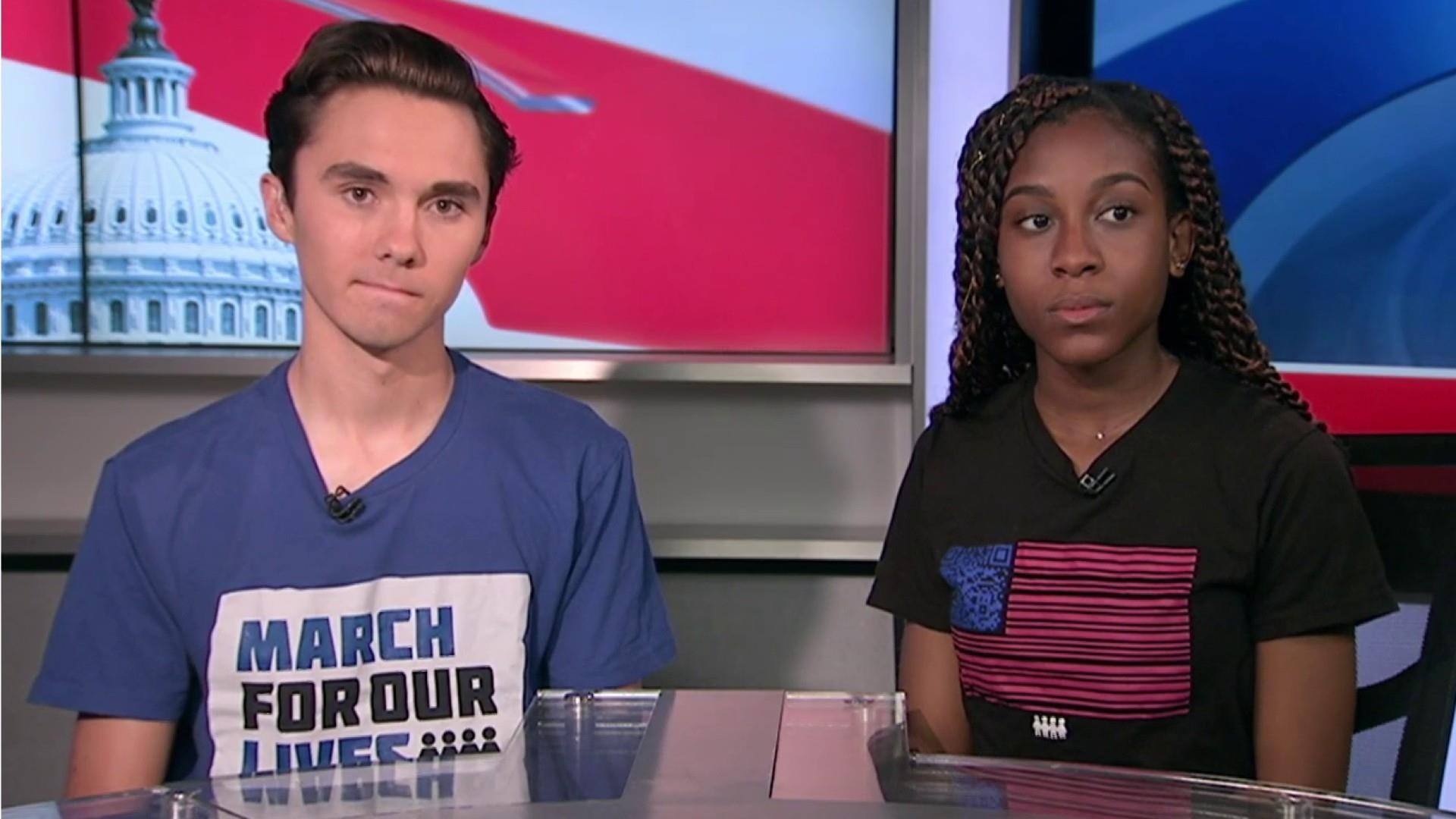 March for Our Lives unveils bold new proposal for gun control legislation