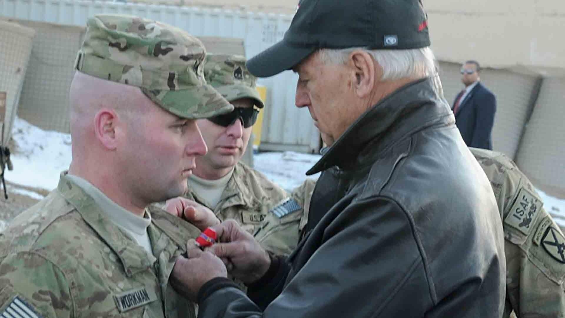 Biden defends telling of war story after several apparent errors surface