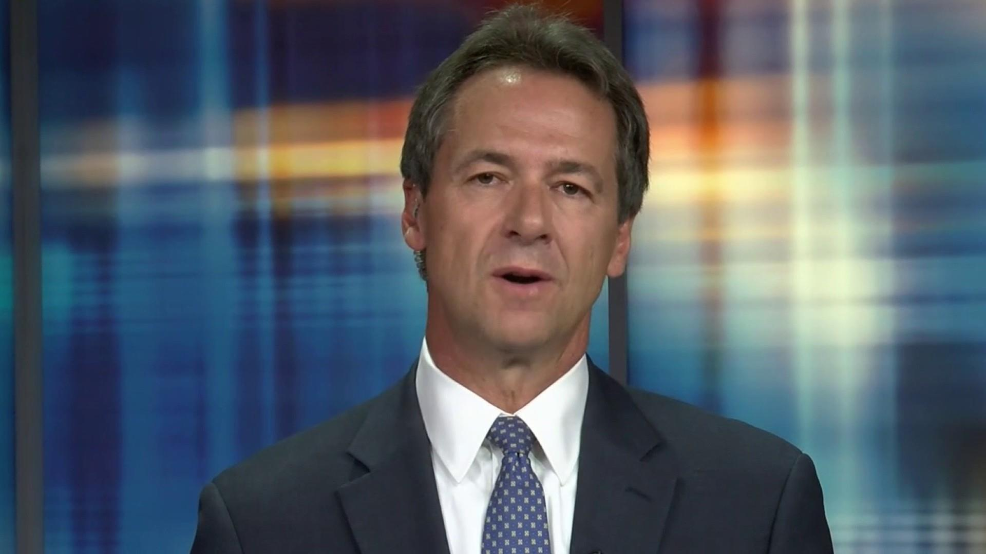 Bullock: DNC rules have allowed a billionaire to buy a spot in debate