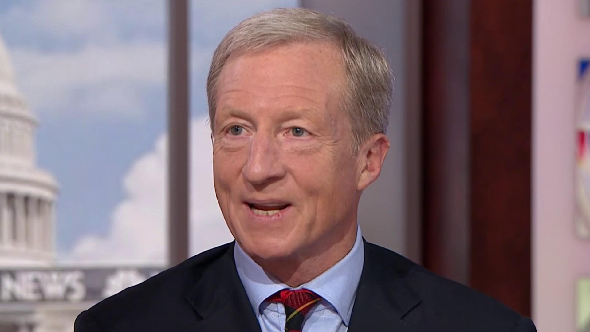 Rep Steyer talks climate change and new UN report
