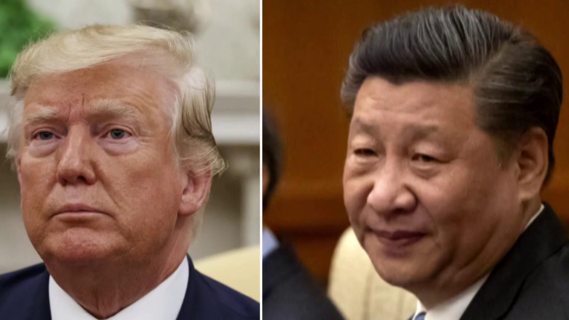 Trump questions if Fed chair 'bigger enemy' than China's Xi Jinping