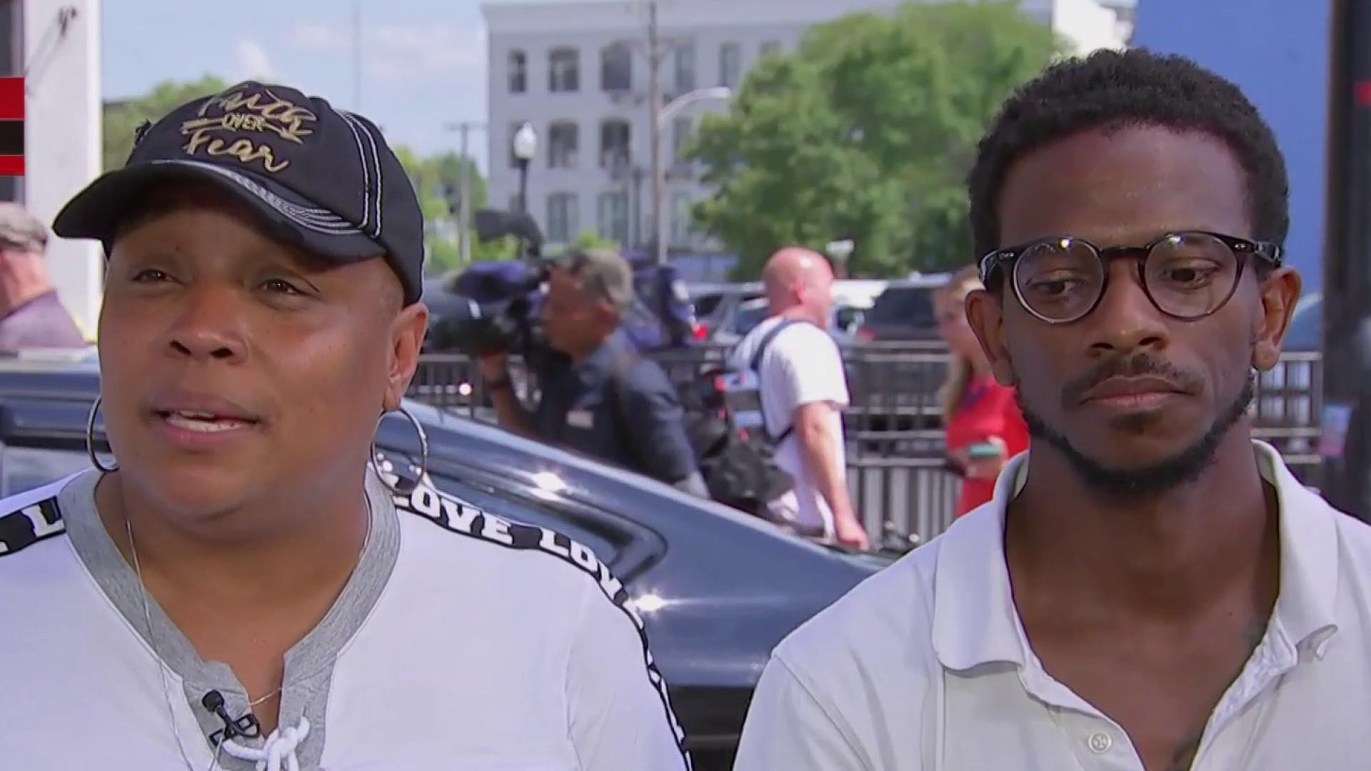 Family members speak on those lost in Dayton shooting: They were 'sharing, caring, loving' people