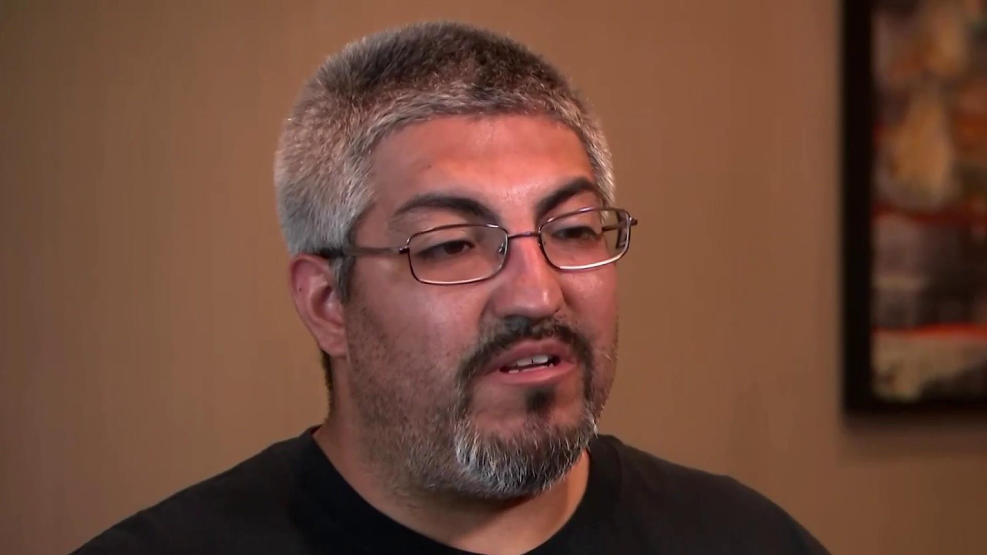 'Walmart Hero' Gilbert Serna: I will never forget the faces of the people running