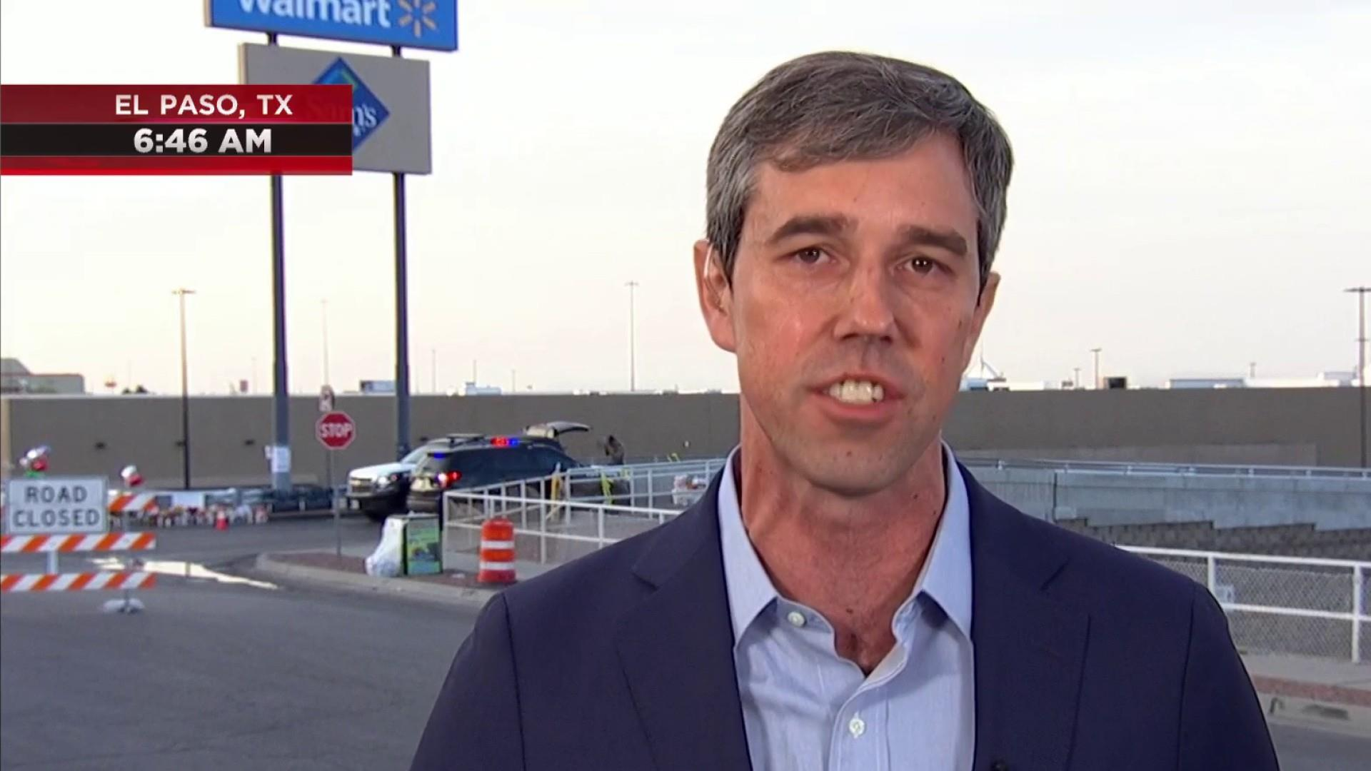 O'Rourke: El Paso made safer, stronger because of immigrants