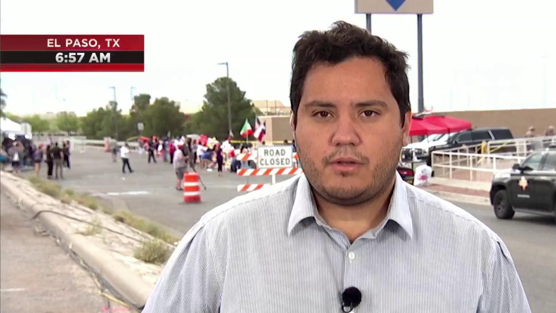 Expect to see protests over Trump El Paso visit, says reporter