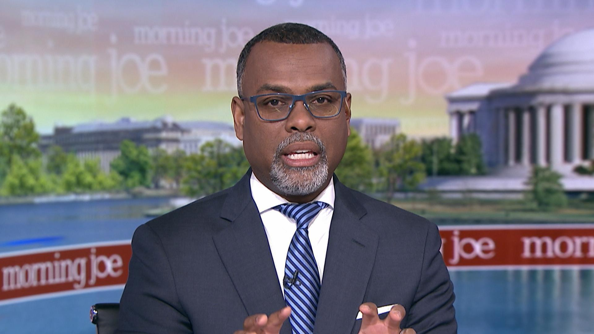 Eddie Glaude Jr.: The 1619 Project shows the historical path to the racism under Trump